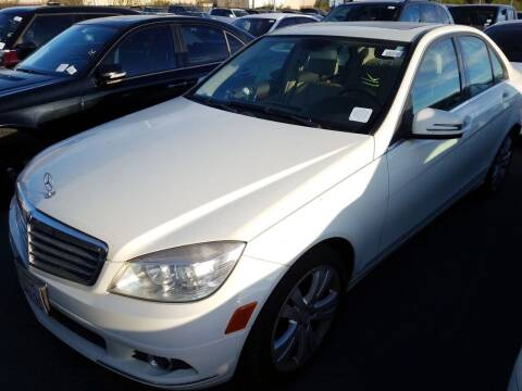 2011 Mercedes-Benz C-Class for sale at MCHENRY AUTO SALES in Modesto CA