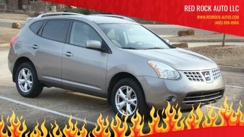2008 Nissan Rogue for sale at Red Rock Auto LLC in Oklahoma City OK