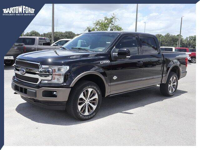 2018 Ford F-150 for sale in Bartow, FL