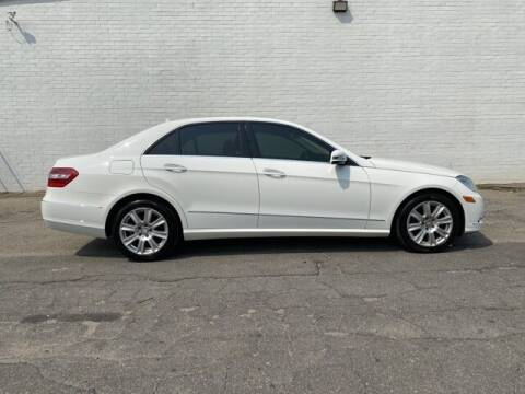 2013 Mercedes-Benz E-Class for sale at Smart Chevrolet in Madison NC