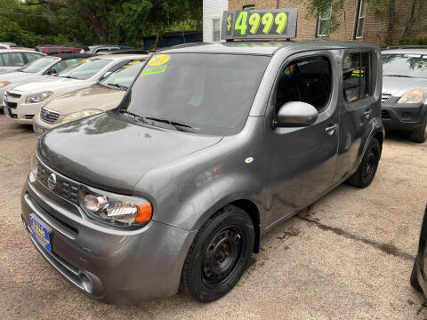 2011 Nissan cube for sale at 5 Stars Auto Service and Sales in Chicago IL