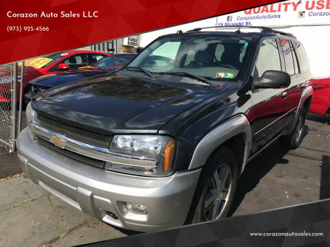 2005 Chevrolet TrailBlazer for sale at Corazon Auto Sales LLC in Paterson NJ