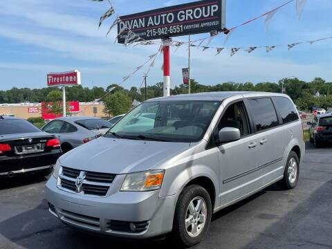 2008 Dodge Grand Caravan for sale at Divan Auto Group in Feasterville Trevose PA