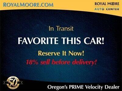 2022 Toyota Corolla Hybrid for sale at Royal Moore Custom Finance in Hillsboro OR