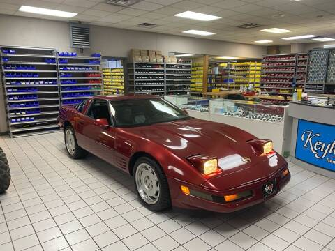 1991 Chevrolet Corvette for sale at FIESTA MOTORS in Hagerstown MD