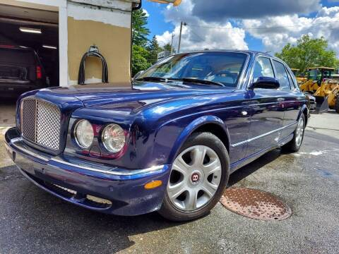2008 Bentley Arnage for sale at Velocity Motors in Newton MA