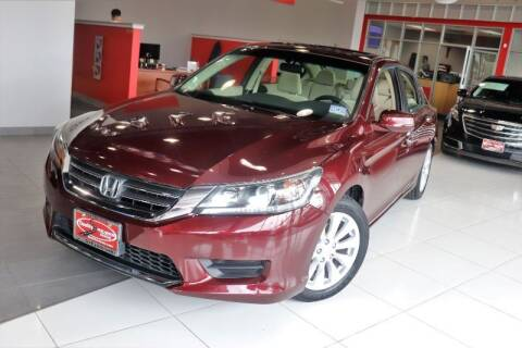 2013 Honda Accord for sale at Quality Auto Center of Springfield in Springfield NJ