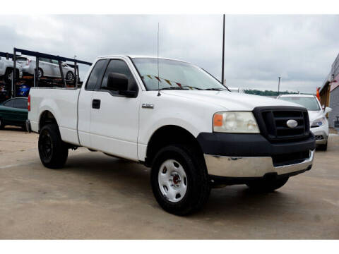 2005 Ford F-150 for sale at Sand Springs Auto Source in Sand Springs OK