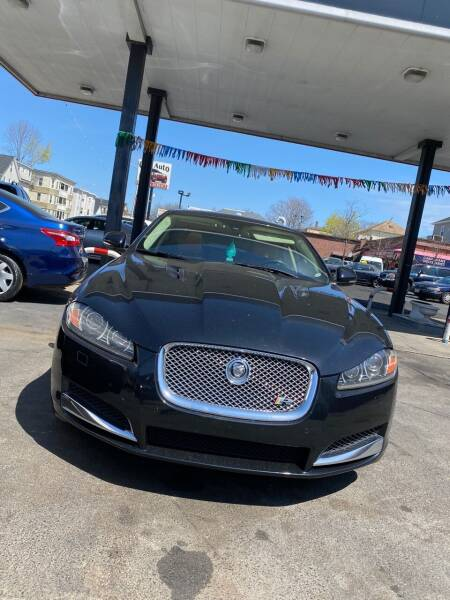 2011 Jaguar XF for sale at Olsi Auto Sales in Worcester MA