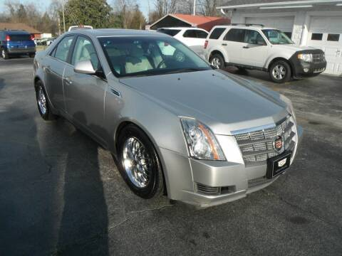 2008 Cadillac CTS for sale at Morelock Motors INC in Maryville TN