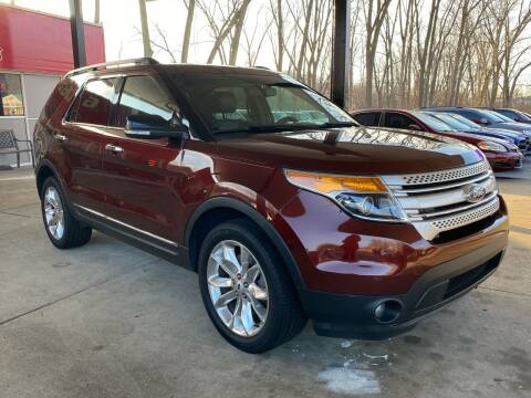 2015 Ford Explorer for sale at GABBY'S AUTO SALES in Valparaiso IN