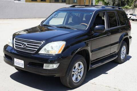 2003 Lexus GX 470 for sale at Sports Plus Motor Group LLC in Sunnyvale CA