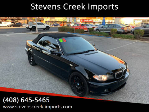 2005 BMW 3 Series for sale at Stevens Creek Imports in San Jose CA