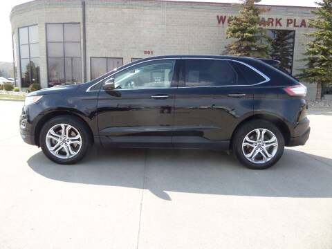 2017 Ford Edge for sale at Elite Motors in Fargo ND