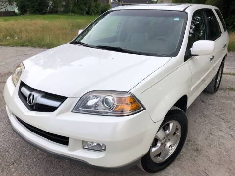 2004 Acura MDX for sale at Supreme Auto Gallery LLC in Kansas City MO