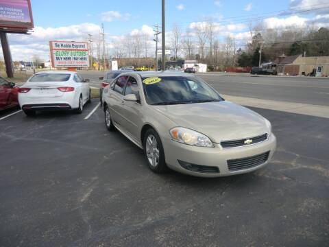 2011 Chevrolet Impala for sale at Glory Motors in Rock Hill SC