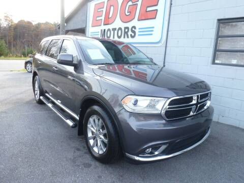 2016 Dodge Durango for sale at Edge Motors in Mooresville NC