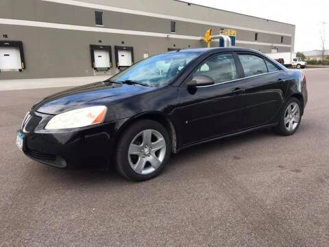 2007 Pontiac G6 for sale at Angies Auto Sales LLC in Newport MN