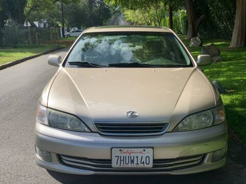 2000 Lexus ES 300 for sale at Car Lanes LA in Glendale CA