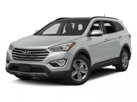 2014 Hyundai Santa Fe for sale at Scott Evans Nissan in Carrollton GA
