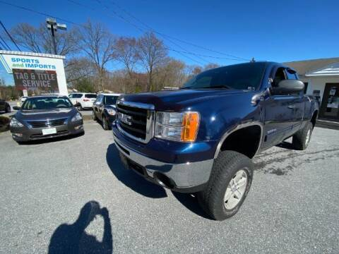 2010 GMC Sierra 1500 for sale at Sports & Imports in Pasadena MD