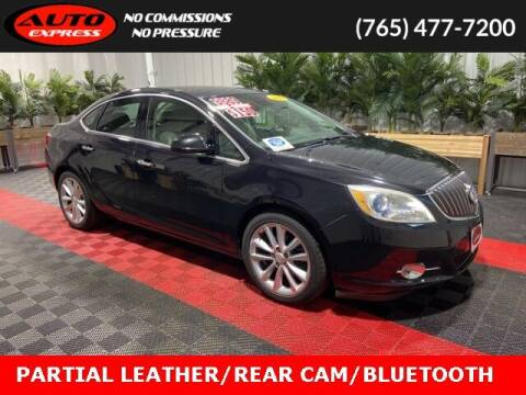 2013 Buick Verano for sale at Auto Express in Lafayette IN