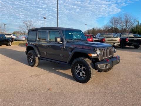 2019 Jeep Wrangler Unlimited for sale at LASCO FORD in Fenton MI