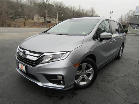 2018 Honda Odyssey for sale at Guarantee Automaxx in Stafford VA