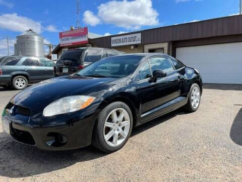 2007 Mitsubishi Eclipse for sale at WINDOM AUTO OUTLET LLC in Windom MN