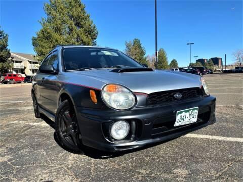 2003 Subaru Impreza for sale at CarDen in Denver CO