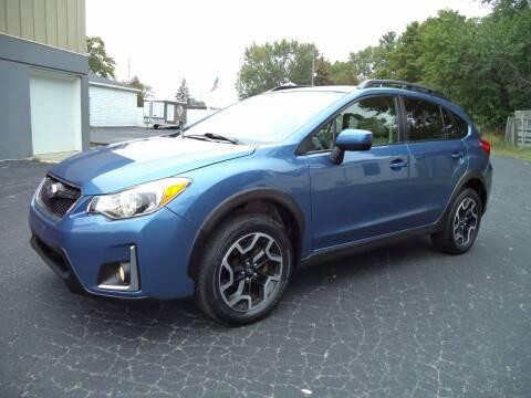 2016 Subaru Crosstrek for sale at Niewiek Auto Sales in Grand Rapids MI