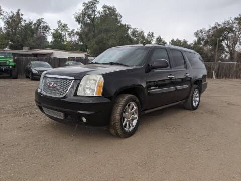 2007 GMC Yukon XL for sale at HORSEPOWER AUTO BROKERS in Fort Collins CO