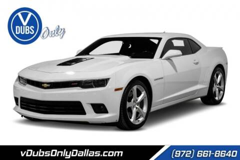 2015 Chevrolet Camaro for sale at VDUBS ONLY in Dallas TX