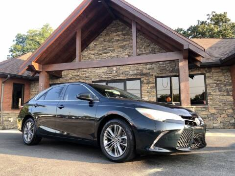2016 Toyota Camry for sale at Auto Solutions in Maryville TN