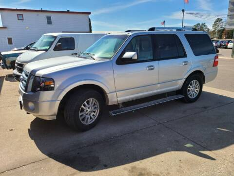 2014 Ford Expedition for sale at Rum River Auto Sales in Cambridge MN