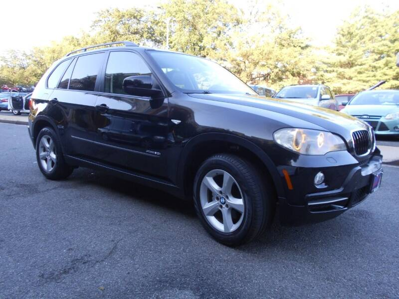 2009 BMW X5 for sale at H & R Auto in Arlington VA