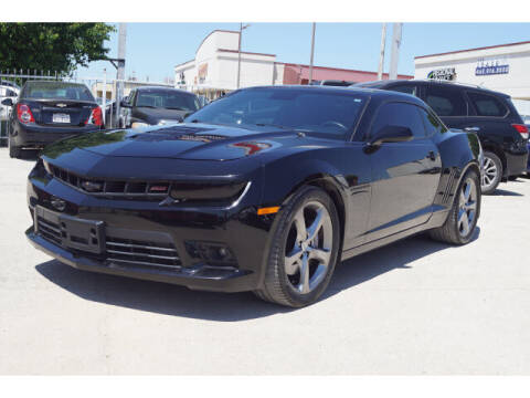 2014 Chevrolet Camaro for sale at Monthly Auto Sales in Fort Worth TX