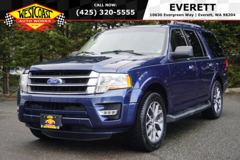 2015 Ford Expedition for sale at West Coast Auto Works in Edmonds WA