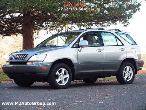 2002 Lexus RX 300 for sale at M2 Auto Group Llc. EAST BRUNSWICK in East Brunswick NJ