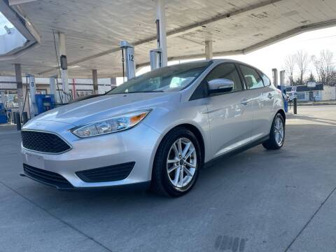 2015 Ford Focus for sale at JE Auto Sales LLC in Indianapolis IN
