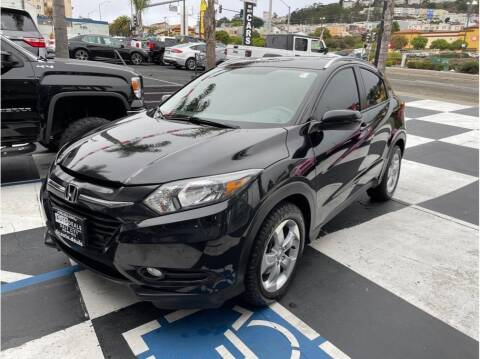 2016 Honda HR-V for sale at AutoDeals in Daly City CA