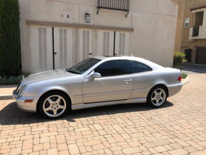 2002 Mercedes-Benz CLK for sale at California Motor Cars in Covina CA
