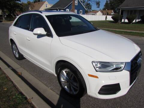2017 Audi Q3 for sale at First Choice Automobile in Uniondale NY