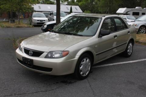 2003 Mazda Protege for sale at Auto Bahn Motors in Winchester VA