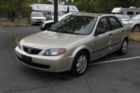 2003 Mazda Protege for sale at Auto Bahn Motors in Winchester VA
