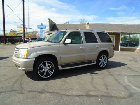 2005 Cadillac Escalade for sale at Smart Buy Auto Sales in Ogden UT