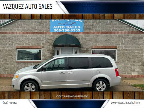 2009 Dodge Grand Caravan for sale at VAZQUEZ AUTO SALES in Bloomington IL