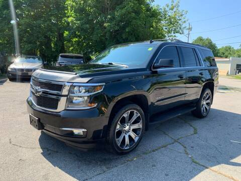 2015 Chevrolet Tahoe for sale at First Hot Line Auto Sales Inc. & Fairhaven Getty in Fairhaven MA