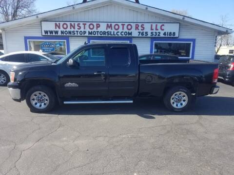2012 GMC Sierra 1500 for sale at Nonstop Motors in Indianapolis IN