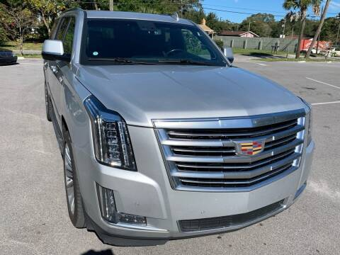 2015 Cadillac Escalade ESV for sale at Consumer Auto Credit in Tampa FL